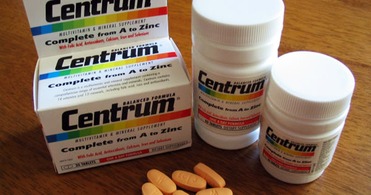 centrum vitamin scam