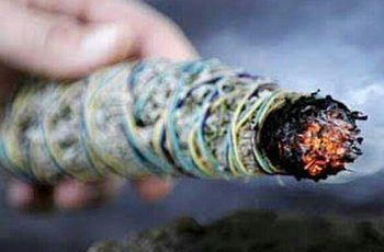 smudging benefits