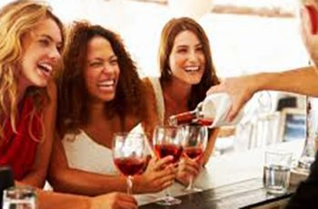 women drink more smarter