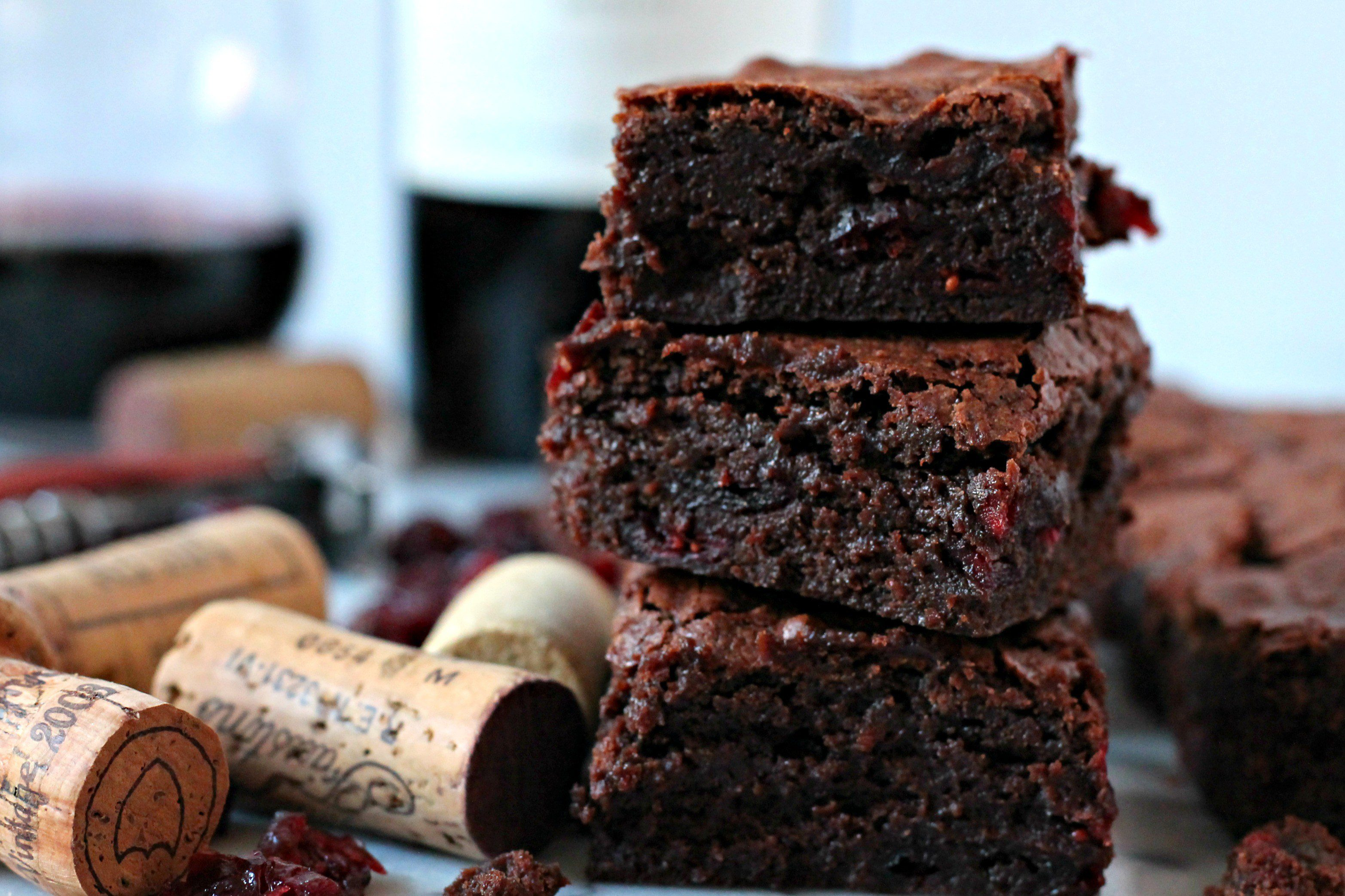 Red-Wine-Brownies