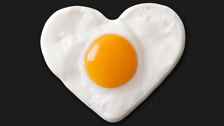 Egg heart health