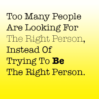 be-the-right-person