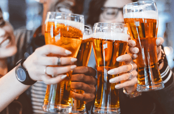 moderate drinking boosts brain function
