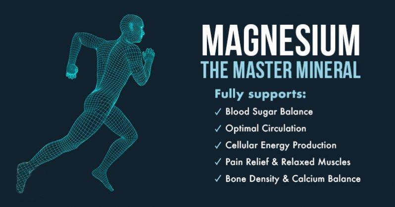 symptoms you need magnesium