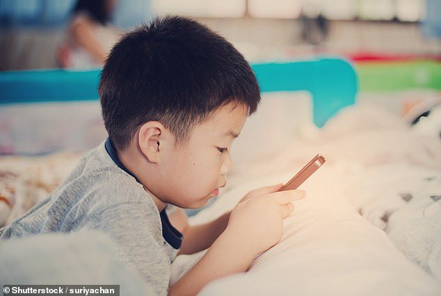too much screen exposure for children risk