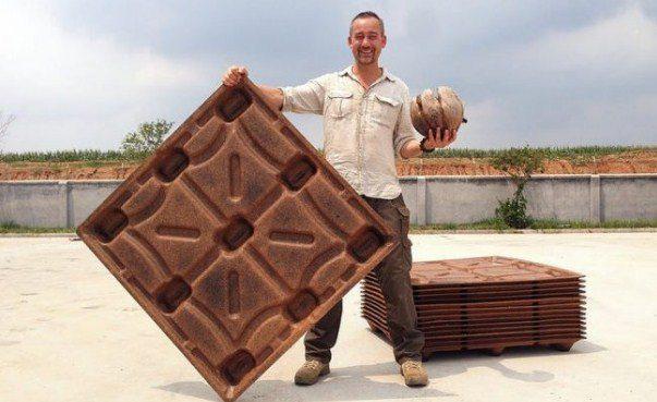 coconut waste wood alternative