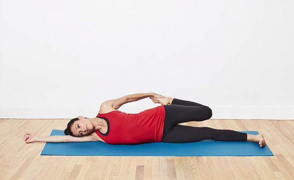 7 stretches in 7 minutes